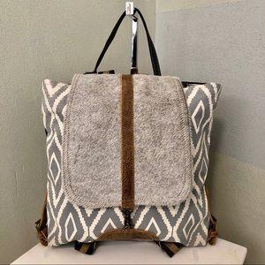 Handbags - Myra Artist's Impression Bag Backpack Purse NWT